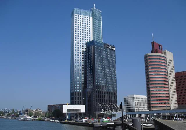 De Rotterdam Hotel
